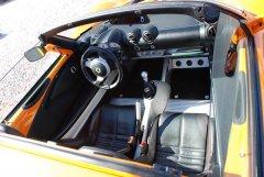 MINI CooperLotus Elise 2005 045 interior-seats look brutal -but feel great