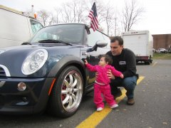 MINIs Take the Beltway 2011