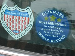 Guiness Book World Record 2007